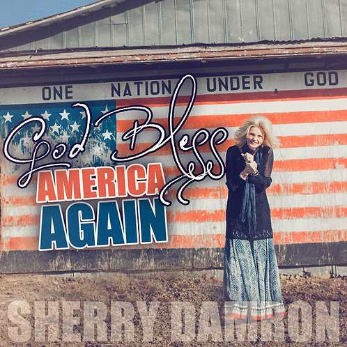 God Bless America Again - Single (CD)
