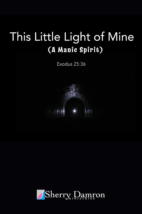 This Little Light of Mine (A Manic Spirit) (DVD)