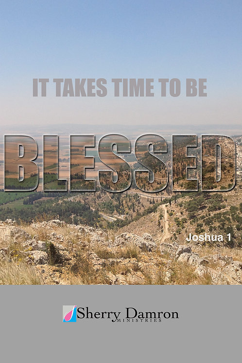 It Takes Time To Be Blessed (DVD)