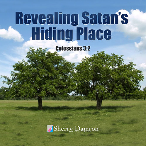 Revealing Satan's Hiding Place (CD)