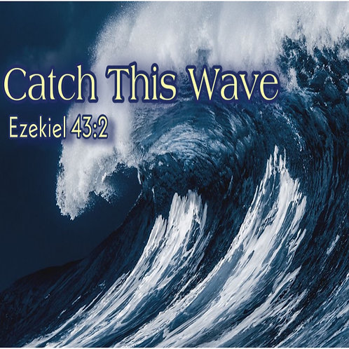 Catch This Wave (CD)