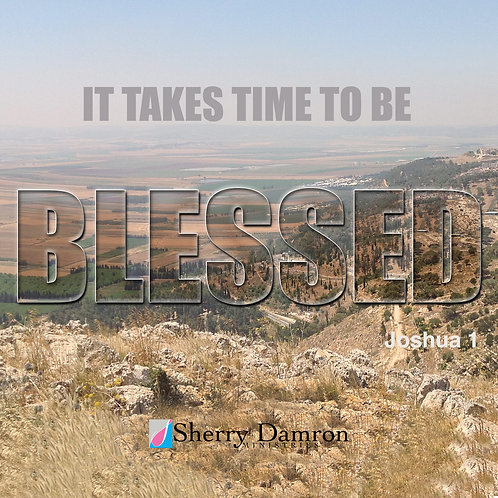 It Takes Time To Be Blessed (CD)