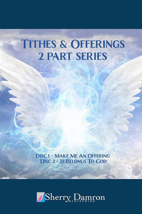 Tithes & Offerings 2 part series (2 Disc DVD)