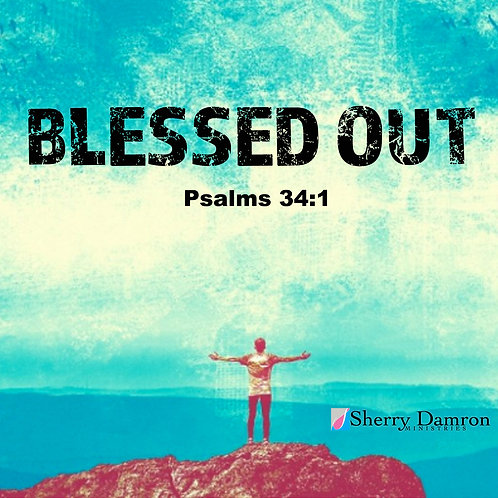 """Blessed Out"" (CD)"