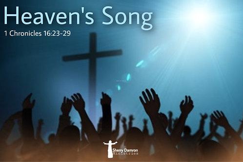 Heaven's Song (CD)