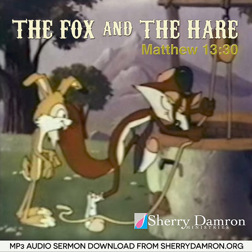 """The Fox and The Hare"" (MP3 SERMON DOWNLOAD)"
