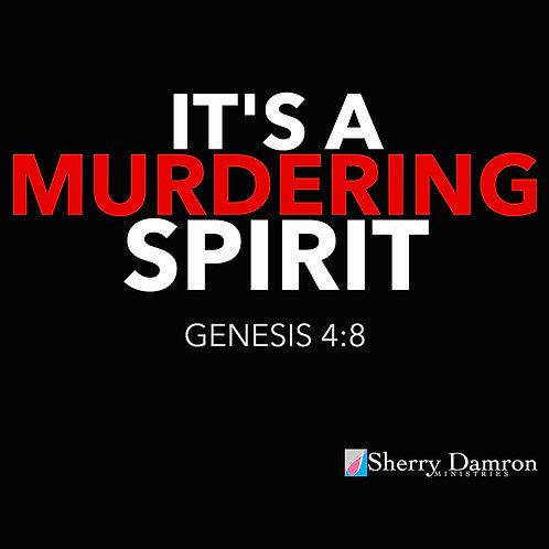 """It's a Murdering Spirit"" (CD)"