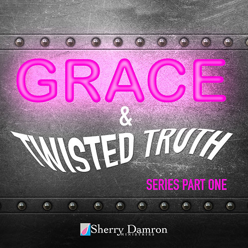 Grace & Twisted Truth Series Part One (5 Disc Series - CD)