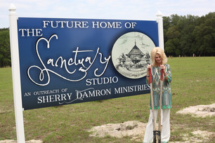 The Sanctuary Studio with Pastor Sherry Damron