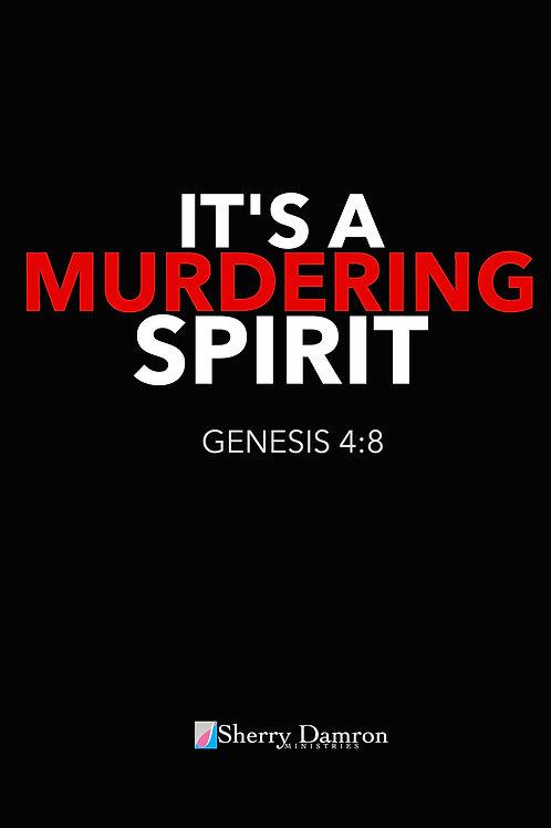 """It's a Murdering Spirit"" (DVD)"