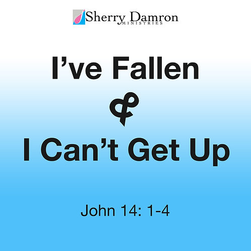 I've Fallen & I Can't Get Up (CD)