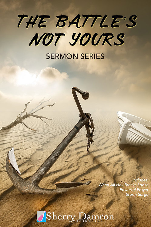 The Battles Not Yours Series (DVD)