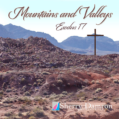 """""""Mountains and Valleys"""" (CD)"""