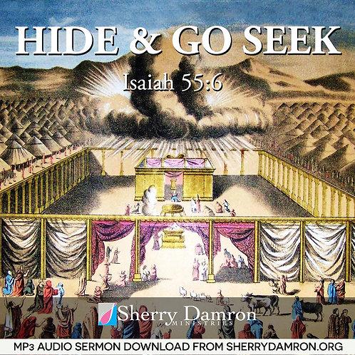 Hide & Go Seek (MP3 SERMON DOWNLOAD)