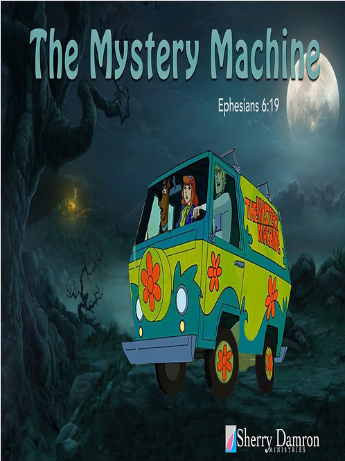 The Mystery Machine (DVD)