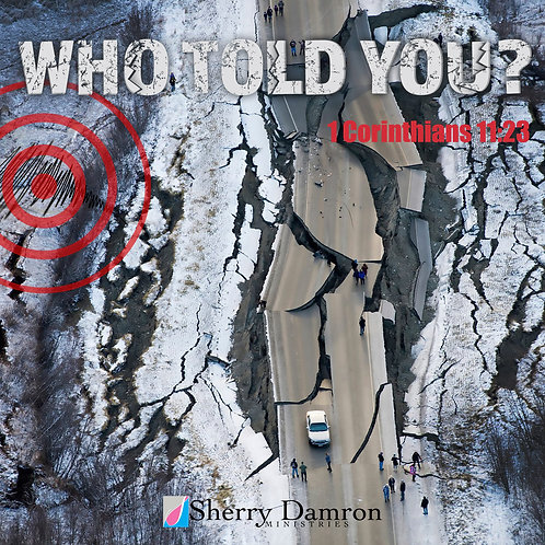 Who Told You (CD)