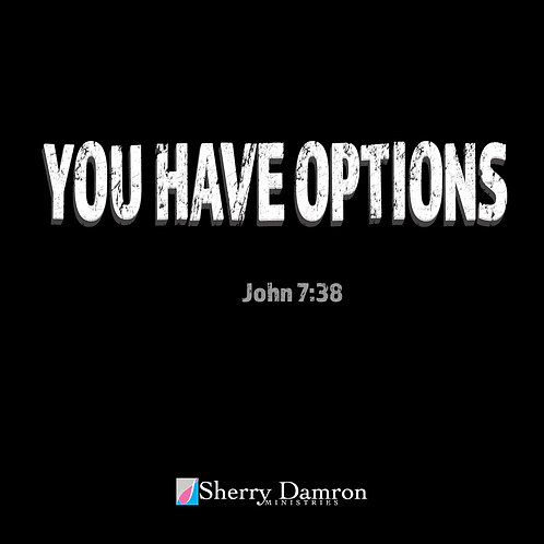 You Have Options (CD)