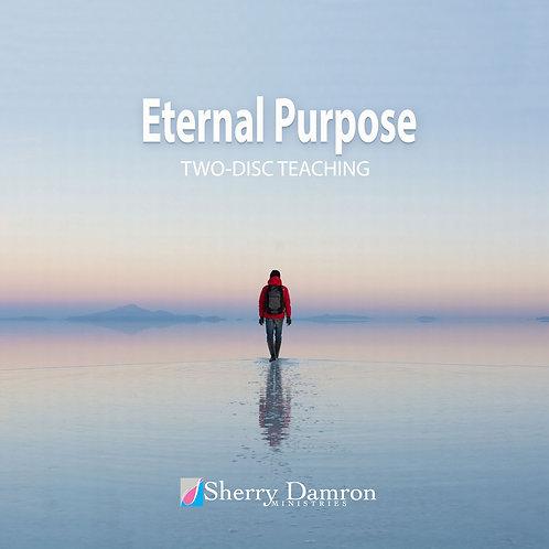 Eternal Purpose (2Disc Teaching CD)