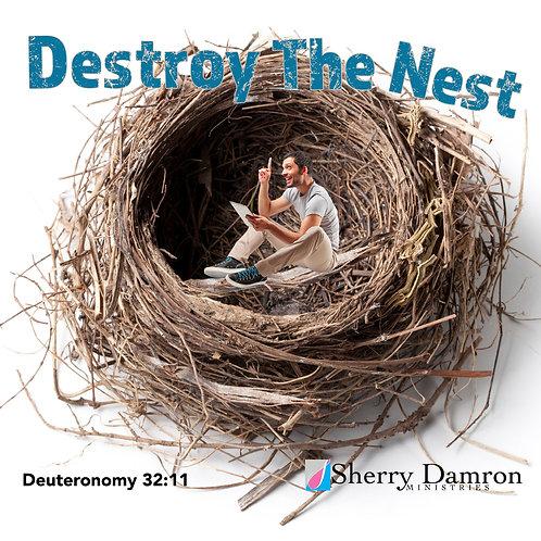 Destroy The Nest (CD)