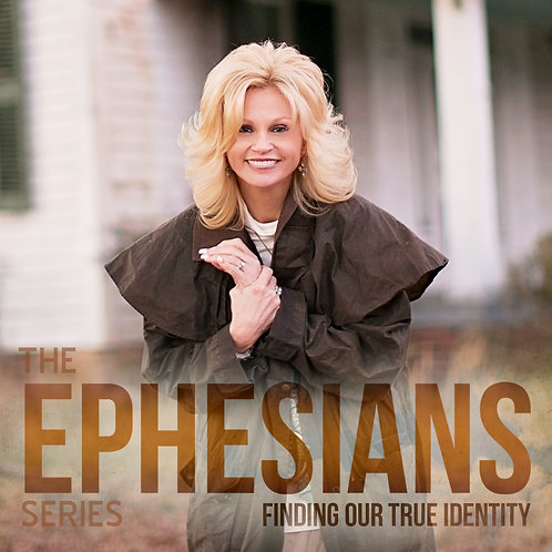 The Ephesians Series: Finding Our True Identity Series (CD)