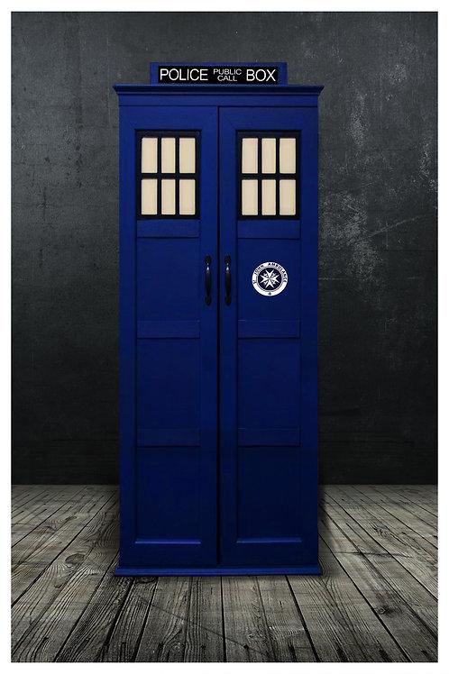 Шкаф Тардис Доктор Кто Tardis Dr Who