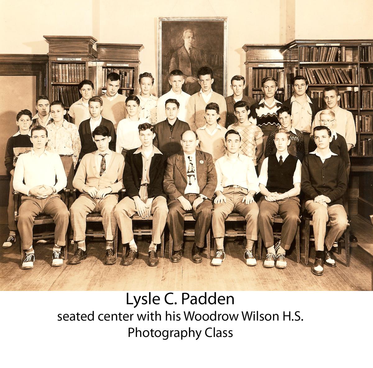 Camera club history