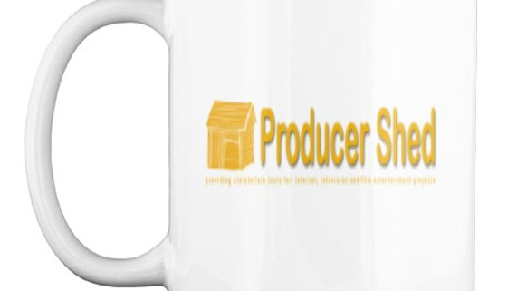Producer Shed Coffee Mug