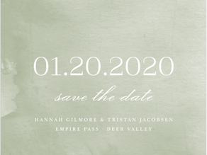 Save The Date: Yay or Nay?