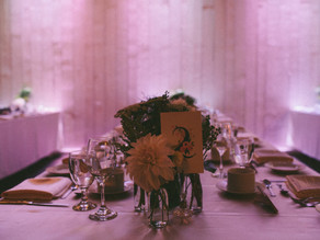 Wedding Planning: Collecting quotes and securing vendors