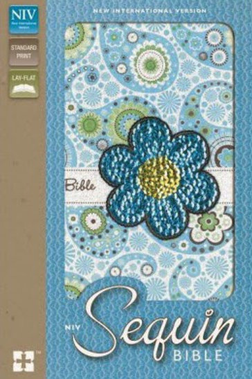 NIV Sequin Bible
