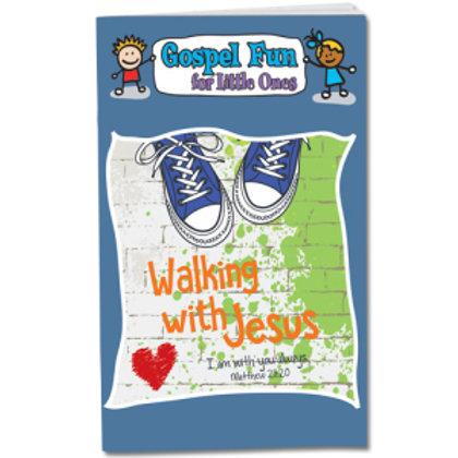 Walking with Jesus Activity Book