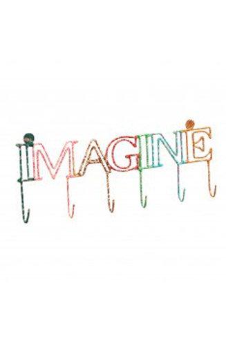Colorful Imagination Wall Hook