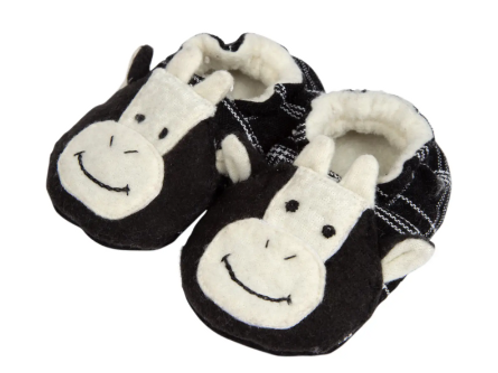 Smiling Cow Booties