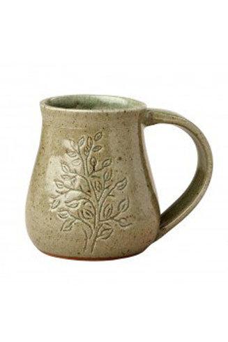 Leaf and Branch Mug