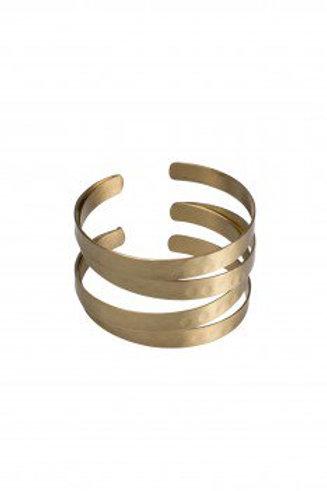 Crossing Paths Cuff Bracelet