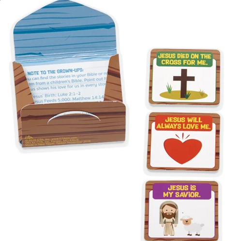 Dive into God's Word Matching Game