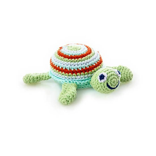 Green Sea Turtle Rattle