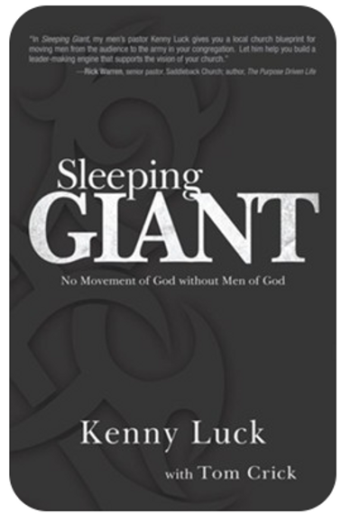 Sleeping Giant: No Movement of God Without Men of God