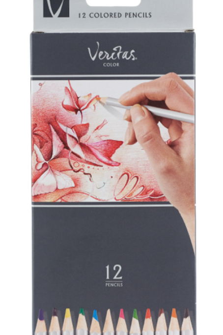 Coloring pencils - Set of 12