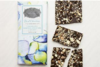Caramel Almonds + Cacao Nibs + Sea Salt