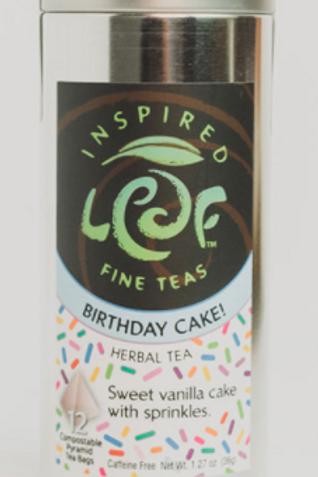 Birthday Cake Herbal Tea
