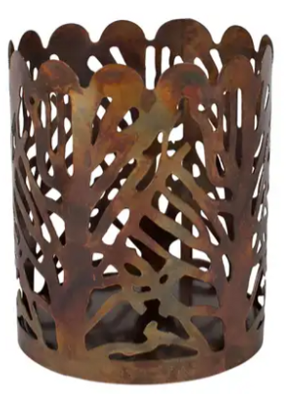 Forest Candle Holder - large