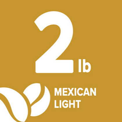 Mexican Light 2lb