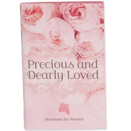 Precious and Dearly Loved Devotion Book