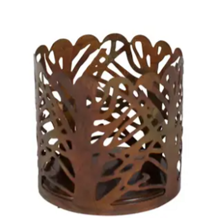 Forest Candle Holder - small