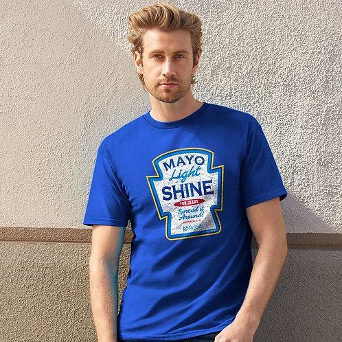 Kerusso® Adult T-Shirt - Mayo Light Shine