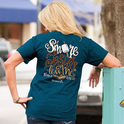 Cherished Girl® - S'more Jesus Adult T-Shirt ™