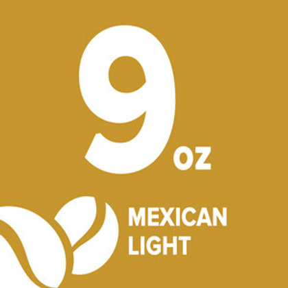 Mexican Light - 9 oz