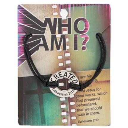 Who Am I? Bracelet & Card
