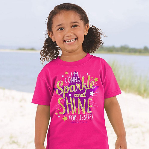 Sparkle and Shine Kids T-Shirt ™